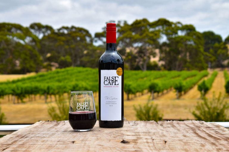 False Cape Wines - Walk Kangaroo Island